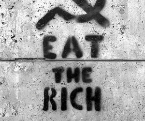 eat and rich image