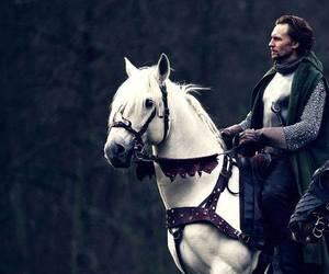 horse and tom hiddleston image