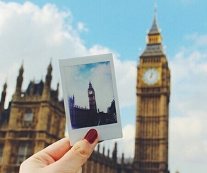 london, tumblr, and travel image