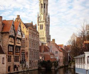 beautiful, belgium, and cities image