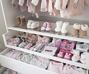 baby, clothes, and pink image