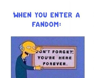 fandom and funny image