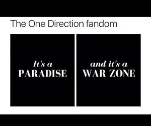 one direction, zayn, and directioners image