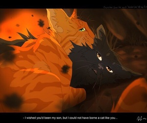 warrior cats and fireheart image