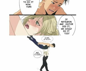yoi, yuri on ice, and otabek altin image