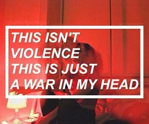 pvris, grunge, and Lyrics image