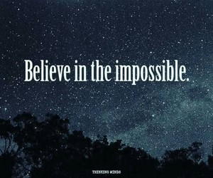 goodvibes and believeintheimpossible image
