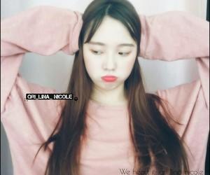 cute girl, korean girl, and ulzzang image