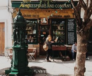 book shop, tumblr, and love image