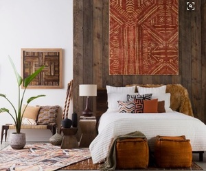 bedroom, comfy, and wood image
