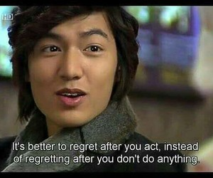 quotes, kdrama, and boys over flower image