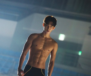 abs, handsome, and kpop image