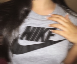 nike, girl, and tumblr image
