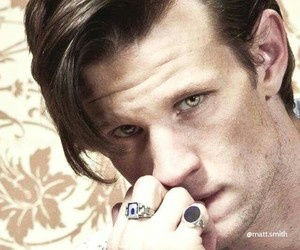 matt smith, doctor who, and boy image