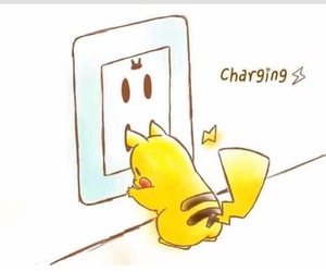 dessin, pikachu, and courant image