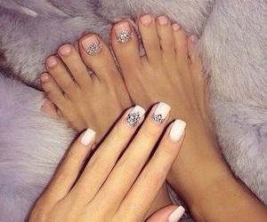 design, nail, and polish image