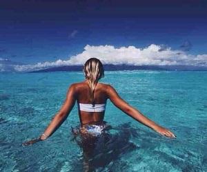 beach, blondie, and body image