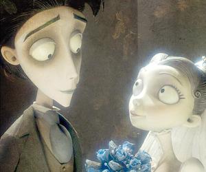 love, corpse bride, and tim burton image
