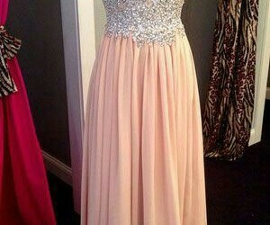 homecoming dress chiffon image