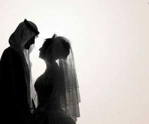 arab, arabic, and couple image