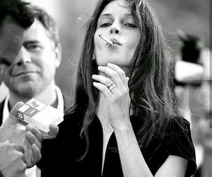 cigarette, smoke, and marine vacth image