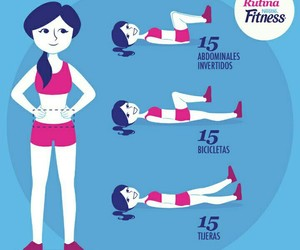 fitness, sport, and exercise image