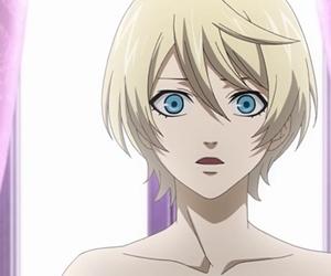 anime, japanese, and kuroshitsuji image
