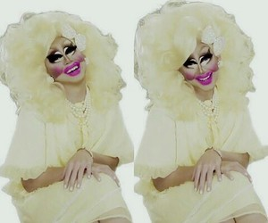 drag queen and trixie mattel image