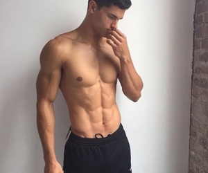 boy, guy, and Hot image