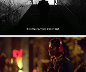 alone, band, and dark image