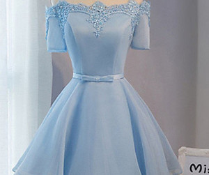 dress and blue homecoming dresses image