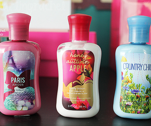 paris, body lotion, and lotion image