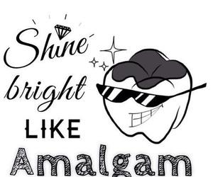 funny, dentistry, and amalgam image