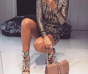 beauty, girls, and heels image