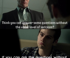 sassy, teen wolf, and mccall image