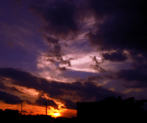 beautiful, clouds, and grunge image