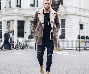 black pants, streets, and youtube image