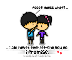 promise, quote, and love image