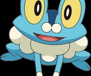 pokemon and froakie image