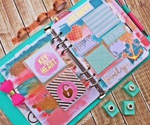 cool, notebook, and planner image