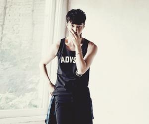 asian boy, lay, and exo-k image