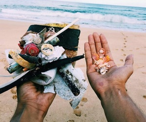 beach, beauty, and indie image