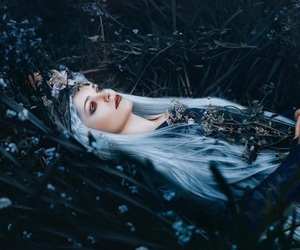 macabre, ophelia, and witchcraft image