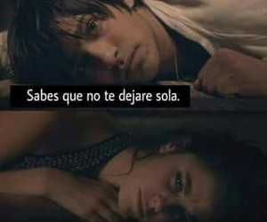 alone, Effy, and frases image