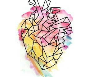 heart and colors image