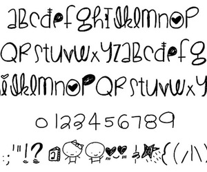 alphabet, google, and fonts image