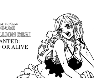 one piece, ñami, and anime image