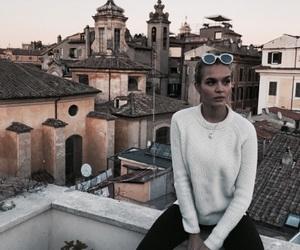 josephine skriver, fashion, and model image