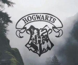 hogwarts, harry potter, and wallpaper image
