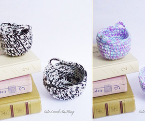 crochet, etsy, and crochet accessories image